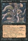 Magic the Gathering 4th Edition Single Cosmic Horror - NEAR MINT (NM)