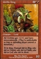 Magic the Gathering 7th Edition Single Goblin King FOIL - SLIGHT PLAY (SP)