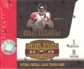 2005 Donruss Gridiron Gear Football Hobby Box