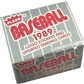 1989 Fleer Update Baseball Factory Set