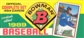 1989 Bowman Baseball Factory Set (colorful box)