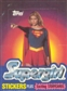 Supergirl Wax Box (1984 Topps)