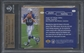 1998 SP Authentic #14 Peyton Manning Rookie #0474/2000 BGS 9.5