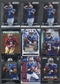 2013 EJ Manuel Rookie 9 Card Lot