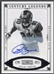 2012 Panini National Treasures #142 Isaac Bruce Century Black Signature Auto #08/25