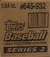 1993 Topps Series 2 Baseball Jumbo Rack Box