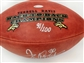 Terrell Davis Autographed Denver Broncos #91/100 Authentic Wilson Game Ball (Upper Deck)