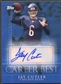 2009 Topps #JC Jay Cutler Career Best Auto