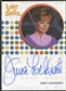2005 The Complete Lost in Space #JL June Lockhart Auto