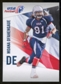 2012 Upper Deck USA Football #35 Moana Ofahengaue