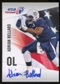 2012 Upper Deck USA Football Autographs #1 Adrian Bellard Autograph