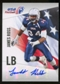 2012 Upper Deck USA Football Autographs #27 James Ross Autograph