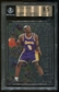 1996/97 Fleer Metal #181 Kobe Bryant Rookie RC BGS 9.5 Gem Mint