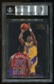 1996/97 Fleer #203 Kobe Bryant Rookie RC BGS 9 Mint