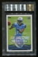 2013 Topps Justin Hunter Rookie RC Autograph BGS 9 Mint Auto 10