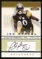 2003 Fleer Mystique Plaxico Burress Ink Appeal Serial #10/80 Autograph