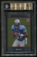 2007 Bowman Chrome Calvin Johnson Rookie RC BGS 9.5 Gem Mint