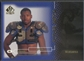 1998 SP Authentic #27 Ahman Green Rookie #0174/2000