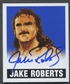 2012 Leaf Originals #JR1 Jake Roberts Blue Auto #08/25