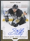 2011/12 Panini #SC2 Sidney Crosby Private Signings Auto