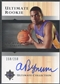 2005/06 Ultimate Collection #152 Andrew Bynum Rookie Auto #158/250