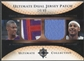 2005/06 Ultimate Collection #DPBA Chris Bosh & Carmelo Anthony Dual Patch #14/40