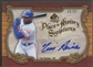 2006 SP Legendary Cuts #TR Tim Raines Place in History Auto #33/97