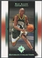 2005/06 Ultimate Collection #115 Ray Allen Silver #11/25