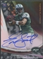 2013 Topps Platinum #AGS Geno Smith Camo Refractor Rookie Auto #08/10