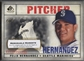 2008 SP Legendary Cuts #72 Felix Hernandez Memorable Moments #1/1