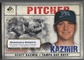 2008 SP Legendary Cuts #68 Scott Kazmir Memorable Moments #1/1