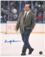 Scotty Bowman Autographed St. Louis Blues 8x10 Hockey Photo (Ice)