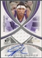 2005/06 SP Game Used #SM Shawn Marion Authentic Fabrics Jersey Auto #066/100