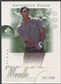 2001 SP Authentic #45 Tiger Woods AS Rookie Auto (Faded) #387/900