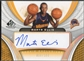 2005/06 SP Game Used #ME Monta Ellis Rookie Exclusive Auto #058/100