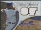 2006 Ultimate Collection #AJ Andruw Jones Game Materials Signatures Jersey Auto #32/35