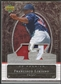 2007 Upper Deck Premier #FL Francisco Liriano Dual Patch #71/75
