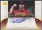 2006 Exquisite Collection #RO Roy Oswalt Endorsements Auto #29/40