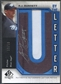 "2006 SP Authentic #AB A.J. Burnett By the Letter ""U"" Patch Auto #18/50"