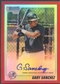 2010 Bowman Chrome Prospects #BCP207 Gary Sanchez Red Refractor Rookie Auto #4/5