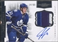 2011/12 Dominion #90 Jake Gardiner Rookie Patch Auto #14/60