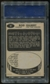 1965/66 Topps #91 Rod Gilbert Graded PSA 9 MINT *7505*