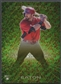 2013 Bowman Sterling #26 Adam Eaton Rookie Gold Canary Diamond Refractor #3/3