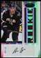 2012/13 Panini Certified Mirror Hot Box #179 Reilly Smith RC Auto Jersey 9/10