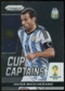 2014 Panini Prizm World Cup Cup Captains #16 Javier Mascherano