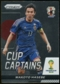 2014 Panini Prizm World Cup Cup Captains #21 Makoto Hasebe