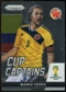 2014 Panini Prizm World Cup Cup Captains #22 Mario Yepes