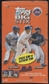 2008 Topps Big Stix Baseball New York Mets Box