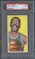 1970/71 Topps Basketball #162 Fred Crawford PSA 9 (MINT) *3442