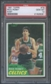 1981/82 Topps Basketball #E76 Rick Robey PSA 10 (GEM MT) *9081